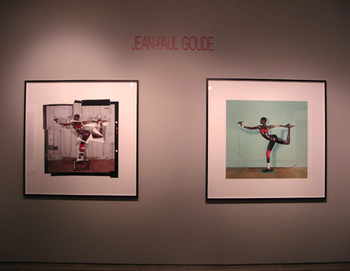 Jean-Paul Goude Exhibit