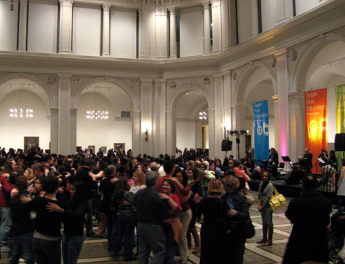 Brooklyn Museum Dance Party