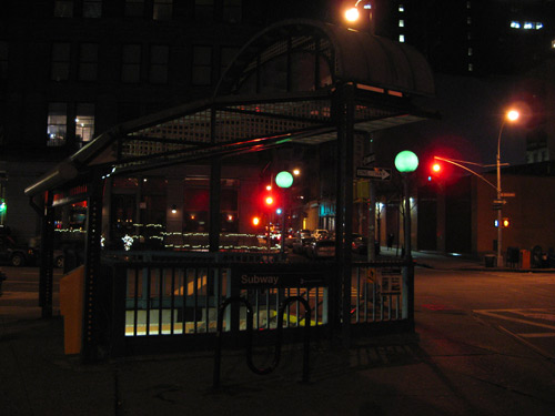 Franklin Street Station