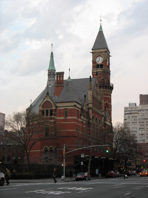 Jefferson Market