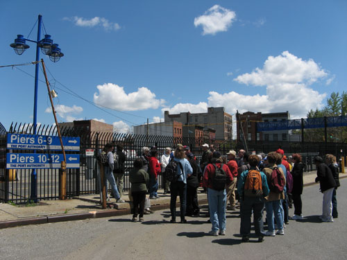 Red Hook Terminal