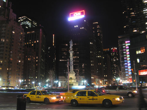 Columbus Circle
