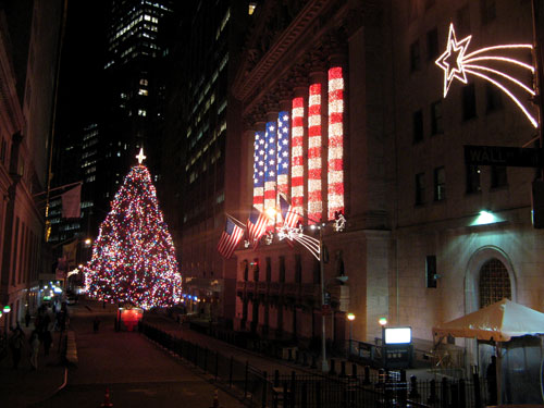 NYSE tree